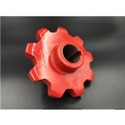 Agriculture Sprocket CA550 10T Red Painted