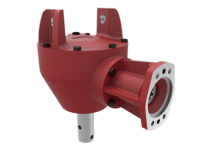 Agricultural Gearbox,  Post Hole Digger
